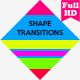 Shape Transitions - VideoHive Item for Sale