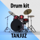 Drum Kit - VideoHive Item for Sale