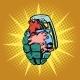Hand Grenade Heart
