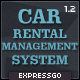ExpressGo - Car Rental Management System