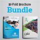 Bi-Fold Brochure Bundle - GraphicRiver Item for Sale
