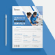 InDesign Corporate Flyer Templates - GraphicRiver Item for Sale