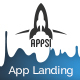 APPSI-App Landing HTML Template - ThemeForest Item for Sale