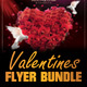 Valentines Flyer Bundle v2 - GraphicRiver Item for Sale
