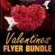 Valentines Flyer Bundle v2 - GraphicRiver Item for Sale