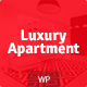 Luxury Apartment - Single property WordPress theme
