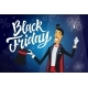 Black Friday - Cartoon Character - GraphicRiver Item for Sale