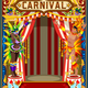 Carnival Poster for Mardi Gras - GraphicRiver Item for Sale