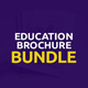Educational Prospectus Brochure Bundle - GraphicRiver Item for Sale