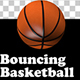 Bouncing Basketball - VideoHive Item for Sale