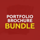 Portfolio Brochure Catalog Bundle - GraphicRiver Item for Sale