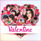 Valentines Day Cards & Logo - VideoHive Item for Sale