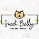 Sweet Belly | Font Duo - GraphicRiver Item for Sale