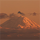 The Mount Rainier at Sunset - VideoHive Item for Sale