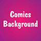 Comics Background - VideoHive Item for Sale