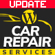 Auto Car Repair - WordPress тема сайта СТО или автосалона