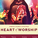 One Way & Heart of Worship & Heart of Praise Flyer