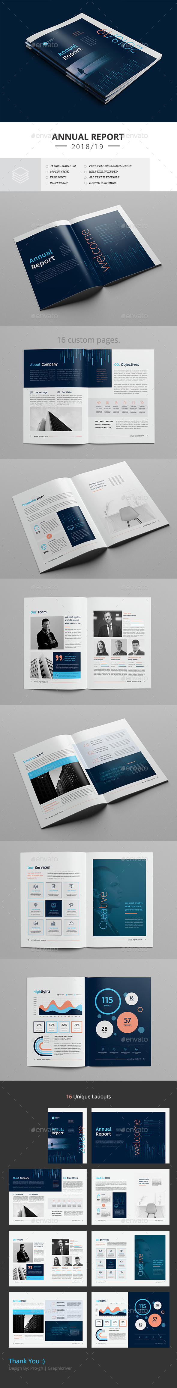 Annual Report 2018/19 - Corporate Brochures