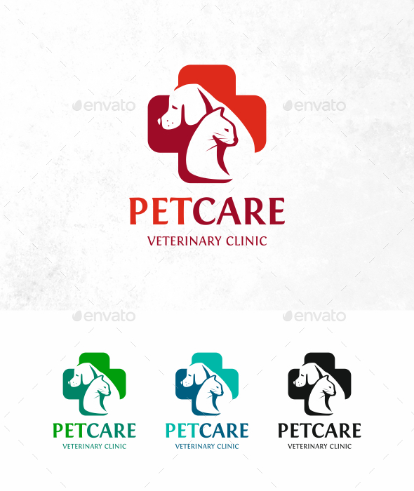 Pet Care Logo - Animals Logo Templates