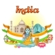 Indian Culture Traditional Template