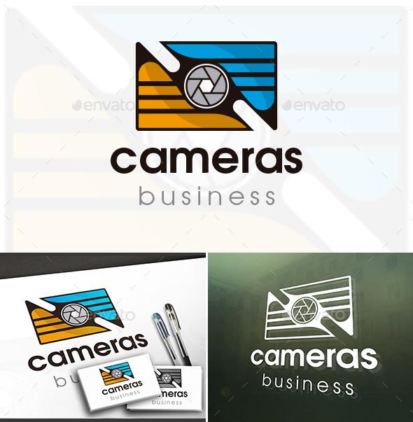 Infinite Photo Logo - Objects Logo Templates