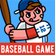 Baseball Joe Game Asset - GraphicRiver Item for Sale