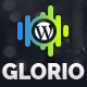 Glorio - Recording Sound Studio WordPress Theme