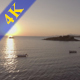 Sunrise Sea and Boats - VideoHive Item for Sale