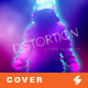 Distortion - Music Album Cover Artwork Template - GraphicRiver Item for Sale