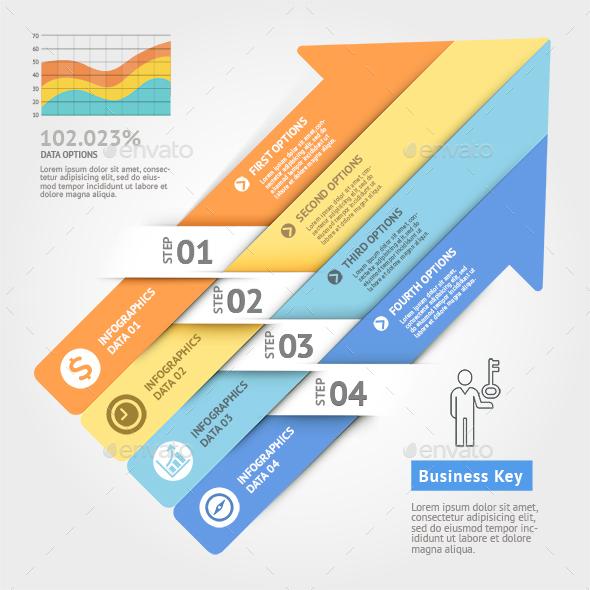 Business Timeline Infographics. - Infographics