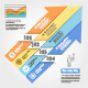 Business Timeline Infographics.
