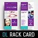 Dental Clinic Rack Card Template