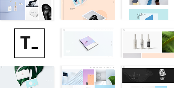 Tamashi - A Contemporary Portfolio Theme