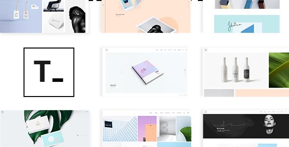 Tamashi - A Contemporary Portfolio Theme - Portfolio Creative