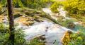Landscape View Of Agua Azul - PhotoDune Item for Sale