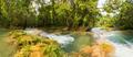 Panorama Of Agua Azul In Chiapas - PhotoDune Item for Sale