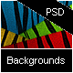 Tiger Backgrounds Pack - PSD & PNG - GraphicRiver Item for Sale