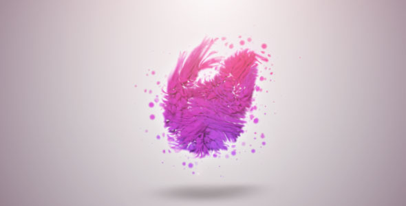 Organic Particles Logo Reveal by sachinjoshi | VideoHive