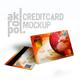 Credit Cards Mockup - GraphicRiver Item for Sale