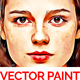 Vector Paint Photoshop Action - GraphicRiver Item for Sale