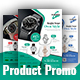 Watch/Product Promotional Flyer - GraphicRiver Item for Sale