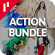 Modern Paints Photoshop Action Bundle - GraphicRiver Item for Sale