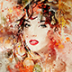 Splatter Watercolor Photoshop Action - GraphicRiver Item for Sale