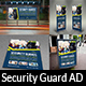 Security Guards Advertising Template