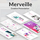 Merveille Creative Google Slide Template