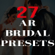 27 AR Bridal Presets - GraphicRiver Item for Sale