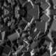 Dark Geometrical Structures in Motion Pack - VideoHive Item for Sale