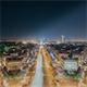 Paris, France - View of The Avenue de la Grande Armee - VideoHive Item for Sale