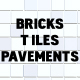 42 Bricks, Tiles, Pavements Seamless Adobe Illustrator Patterns