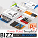 Bizz - Business Presentation Template - GraphicRiver Item for Sale